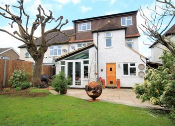 Thumbnail 4 bed semi-detached house for sale in Roke Lane, Witley