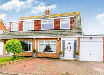 Thumbnail 3 bed semi-detached house for sale in Grenville Way, Broadstairs
