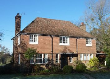Thumbnail 4 bed property to rent in Foxhole Lane, Hawkhurst, Kent