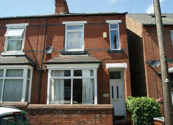 Thumbnail 3 bed terraced house for sale in Ford Street North, Nottingham