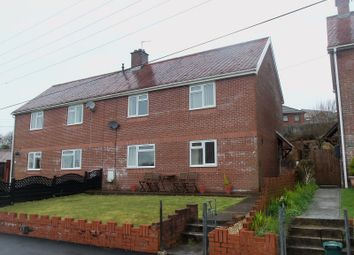 Thumbnail 3 bed semi-detached house for sale in 4 Grugos Avenue, Pontyberem, Llanelli, Carmarthenshire.