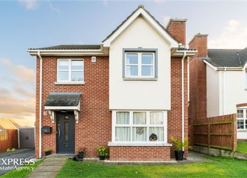 Thumbnail 4 bed detached house for sale in Kernan Hill Manor, Portadown, Craigavon, County Armagh