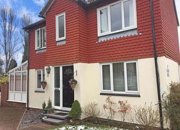 Thumbnail 3 bed detached house for sale in Claydon Drive, Croydon, Surrey