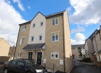 Thumbnail 4 bed semi-detached house for sale in Vale Mews, Lower Clough Street, Barrowford, Lancashire