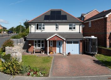 Thumbnail 3 bed detached house for sale in Lon Gwaenfynydd, Llandudno Junction