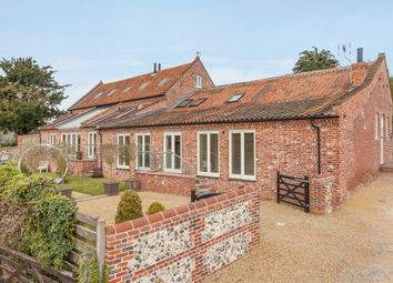 Thumbnail 5 bedroom barn conversion for sale in Taverham Road, Taverham, Norwich