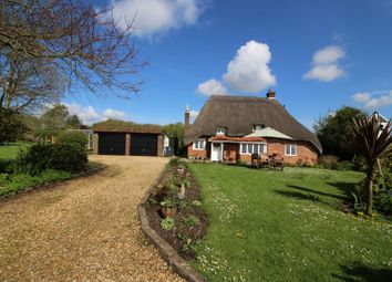 Thumbnail 3 bed country house for sale in East Winterslow, Salisbury