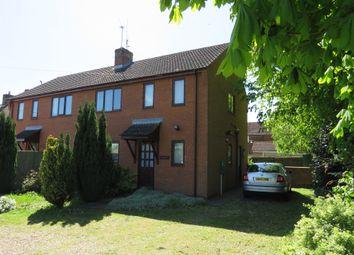 Thumbnail 3 bed semi-detached house for sale in Chalk Lane, Sutton Bridge, Spalding