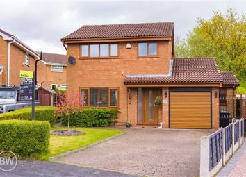 Thumbnail 4 bed detached house for sale in Coldstream Close, Warrington