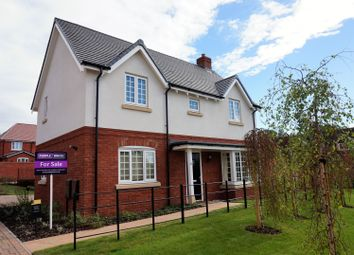 Thumbnail 3 bed detached house for sale in Amphlett Close, Hagley
