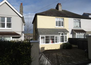 Thumbnail 3 bedroom semi-detached house for sale in Merafield Road, Plympton, Plymouth