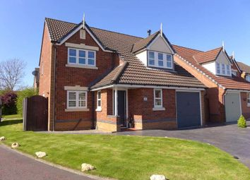 Thumbnail 4 bed detached house for sale in Criccieth Place, Thornton-Cleveleys
