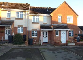 Thumbnail 2 bed terraced house for sale in Willow Close, Measham, Swadlincote