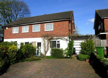 Thumbnail 3 bed semi-detached house for sale in St. Pauls Crescent, Coleshill, Birmingham