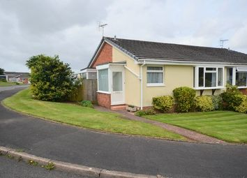 Thumbnail 2 bedroom semi-detached bungalow for sale in Bonville Crescent, Tiverton