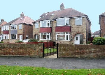Thumbnail 3 bed property for sale in Thornwick Avenue, Willerby