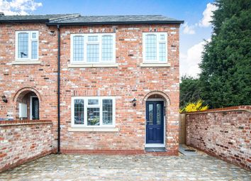 Thumbnail 3 bed property to rent in Queen Street, Middlewich