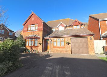 Thumbnail 5 bed detached house for sale in Beaulieu Drive, Pevensey, East Sussex