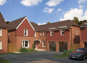 "Thumbnail 5 bed detached house for sale in ""Arbury"" at St. Lukes Road, Doseley, Telford"