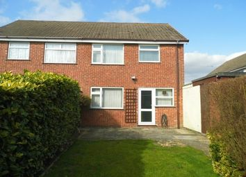 Thumbnail 2 bed semi-detached house to rent in Great Close, South Witham, Grantham