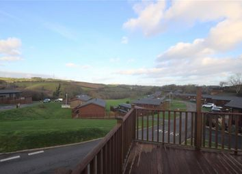 Thumbnail 2 bed mobile/park home for sale in The Meadows, Totnes Road, Paignton, Devon