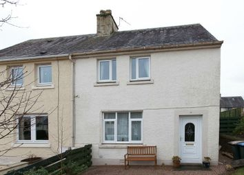 Thumbnail 3 bed semi-detached house for sale in Croftnappoch Place, Crieff, Perth And Kinross