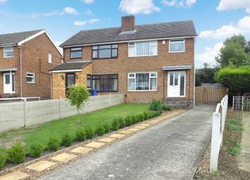 Thumbnail 3 bed semi-detached house for sale in Littlewood Drive, Gleadless Townend, Sheffield