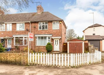 Thumbnail 3 bed semi-detached house for sale in Ruscote Avenue, Banbury