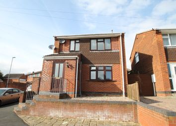 Thumbnail 4 bed detached house to rent in Stanley Road, Market Bosworth, Nuneaton