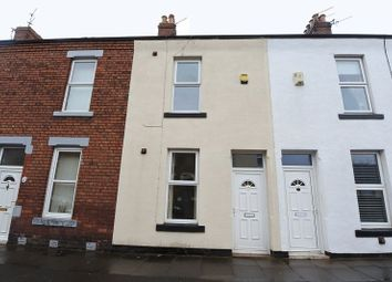 Thumbnail 2 bedroom terraced house to rent in Peel Street, Carlisle