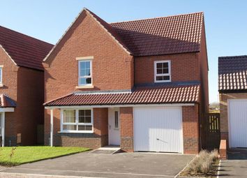 "Thumbnail 4 bedroom detached house for sale in ""Kennington"" at Dearne Hall Road, Barugh Green, Barnsley"