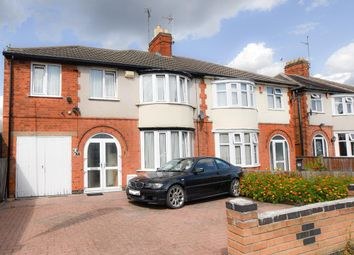4 bed semi-detached house for sale in Evington Drive, Leicester, Leicestershire LE5