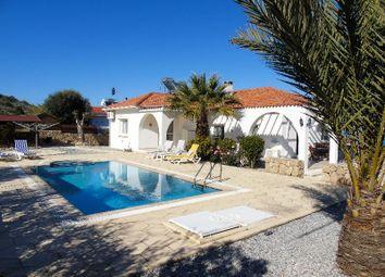 Thumbnail Villa for sale in 3 Bedroom Villa Wi̇th Stunny Vi̇ews In Kayalar, Kaylar, Cyprus