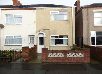 Thumbnail 3 bedroom end terrace house for sale in Pyewipe, Gilbey Road, Grimsby