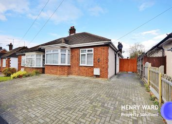 Thumbnail 2 bed semi-detached bungalow for sale in Monkswood Avenue, Waltham Abbey