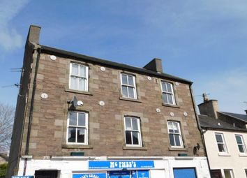 Thumbnail 3 bed flat for sale in Wellgatehead, Lanark