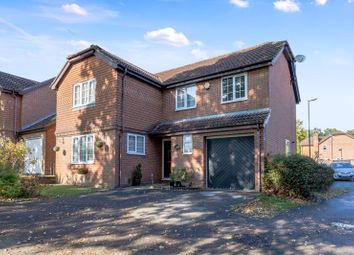 Saxon Road, Worth, Crawley, West Sussex RH10. 4 bed detached house for sale
