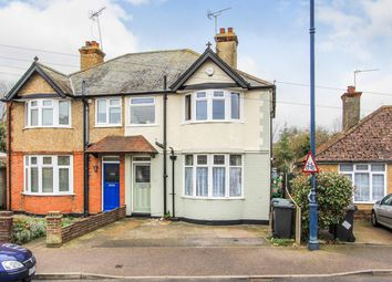 Thumbnail Semi-detached house for sale in Cromwell Road, Whitstable
