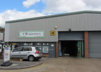 Thumbnail Light industrial to let in Unit 13 Bourne Industrial Park, Bourne Road, Crayford, Dartford, Kent