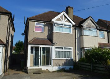 Thumbnail 4 bed semi-detached house for sale in Cherry Way, West Ewell, Surrey.