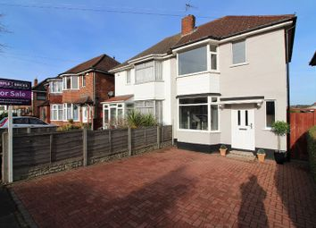 Thumbnail 2 bed semi-detached house for sale in Woolacombe Lodge Road, Birmingham