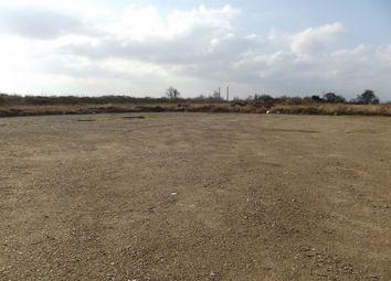 Thumbnail Land to let in Thames Industrial Park, East Tilbury, East Tilbury