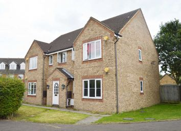 Thumbnail 2 bed flat to rent in Messant Close, Harold Wood, Romford