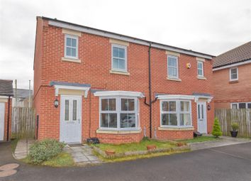 Thumbnail 3 bedroom semi-detached house to rent in Ash Grove, Consett