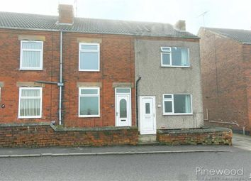 Thumbnail 2 bed terraced house to rent in Pilsley Road, Chesterfield, Derbyshire