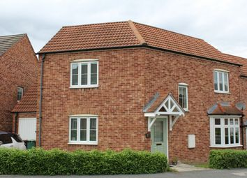 Thumbnail 3 bed semi-detached house for sale in Lake View, Pontefract