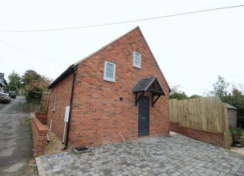 Thumbnail 1 bedroom cottage to rent in Cross Lane, Tingewick, Buckingham