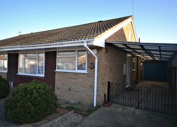 Thumbnail 2 bed semi-detached bungalow for sale in Holly Road, St Mary Bay, Kent