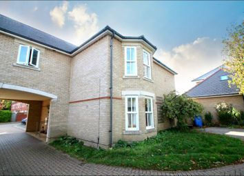 Thumbnail 3 bed detached house to rent in George Frost Close, Ipswich