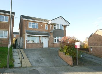 Thumbnail 4 bedroom detached house for sale in Pond Lane, New Tupton, Chesterfield